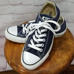 Converse Blue Chuck Taylor All Star Sneakers